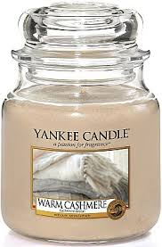 "<b>Ароматическая свеча</b> ""Темный кашемир"" - Yankee Candle <b>Warm</b> ..."