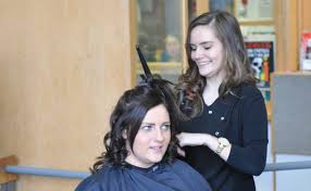 hairdressing and beauty pembrokeshire college ten min challenge 5