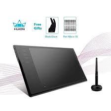 <b>Huion</b> Graphic Drawing Tablet <b>Inspiroy Q11K V2</b> with Stylus Tilt ...