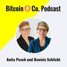 Bitcoin & Co. mit Anita Posch und Daniela Schlicht