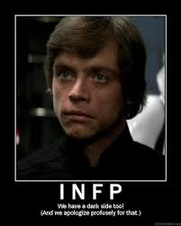 My Business - infp: the idealist via Relatably.com