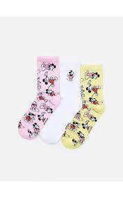<b>Носки Mickey</b> Mouse, 3 пары, HOUSE, YD112-MLC