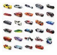 Машинка Mattel <b>Hot Wheels</b> Color Shifters Bedlam меняет цвет в ...