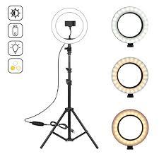 Brelong LED Fill Light Black Photographic Lights Sale, Price ...