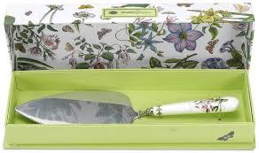 """<b>Лопатка для торта</b> Portmeirion """"Ботанический сад"""" 25см ..."""