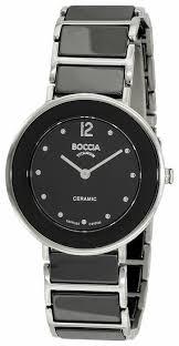 Наручные <b>часы BOCCIA</b> 3209-03 — купить по выгодной цене на ...