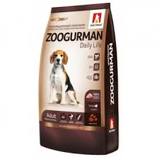<b>Зоогурман</b> 12кг <b>Daily</b> Life <b>сухой корм</b> для собак Индейка - Купить ...