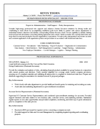 human resources specialist resumefree resume templates