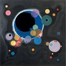 <b>Wassily Kandinsky</b>, Several Circles, 1926 [<b>Geometric abstraction</b> ...