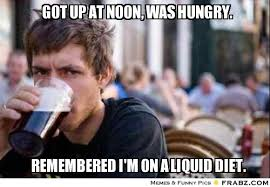 got up at noon, was hungry.... - Lazy Student Meme Generator ... via Relatably.com