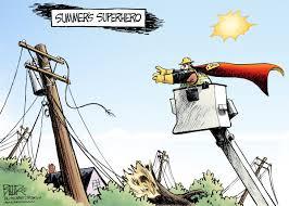 Storm Restoring Power Cartoons via Relatably.com