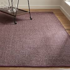 crate and barrel kitchen rug