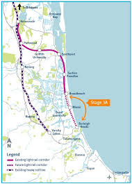 <b>Gold</b> Coast Light Rail Stage 3A (Department of Transport and Main ...