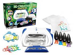 Принтер детский с <b>набором</b> картриджей и светящимся жидким ...
