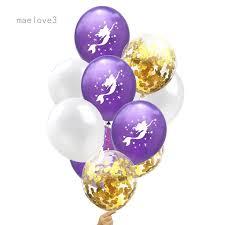 maelove3 <b>10pcs lot 12inch</b> Latex Mermaid <b>Balloon</b> Inflatable ...