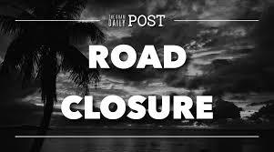 Section of Cross Island Road closed due to grass <b>fire</b> | <b>Guam</b> News ...