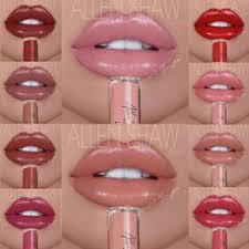 12 Color Sexy Waterproof Batom Velvet Liquid Lipstick Red ... - Vova