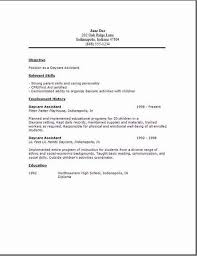 gallery images of resume for child care job resume for child care how resume for childcare