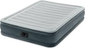 Intex Comfort Plush Mid Rise Dura-Beam Airbed with ... - Amazon.com