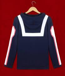 M XL <b>High Quality My</b> Hero Academia costume hooded hoodie <b>Boku</b> ...
