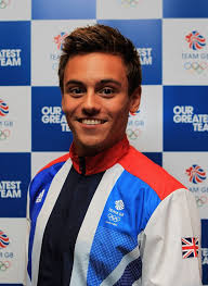 Getty Tom Daley. Pride of Britain: Tom Daley. The Californian, who won both 10-metre platform and 3m springboard gold medals at the 1984 Los Angeles games, ... - Tom%2520Daley