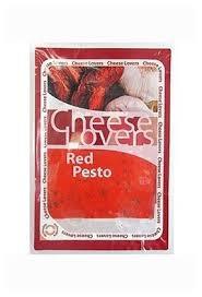 <b>Сыр Cheese Lovers Песто</b> красный полутвердый 50% — купить ...
