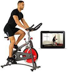 Sunny Health & Fitness Spin Bike Belt Drive Indoor ... - Amazon.com