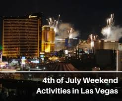 Las Vegas 4th of July Weekend 2017 - 10+ Things to Do in Las ...