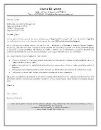 sample of resume cover letter for administrative assistant sample of resume cover letter for administrative assistant