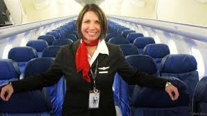 travel meet the flight attendant who spreads joy in the skies flight attendant beth blair is living her childhood dream credit credit beth blair