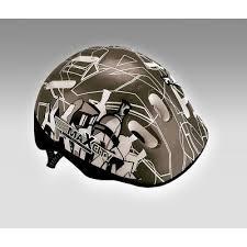 Роликовый <b>шлем MaxCity BABY</b> CITY черный p.S