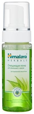 Himalaya Herbals <b>очищающая пенка для</b> умывания с нимом ...
