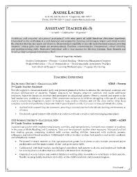 sample resume teaching position how write resume for teaching sample resume teaching position sample teacher cover letter cover letter teaching position experience williams document blog