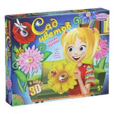 <b>Набор для творчества BONDIBON</b> ВВ1327 Сад Цветов 3D ...