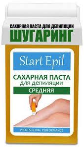"""Start Epil <b>Сахарная паста</b> для депиляции в <b>картридже</b> """"Средняя ..."""