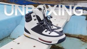 Распаковываем <b>ботинки Lacoste</b> Urban Breaker - YouTube