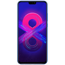 Купить Смартфон Honor 8X 64Gb Blue (JSN-L21) в каталоге ...