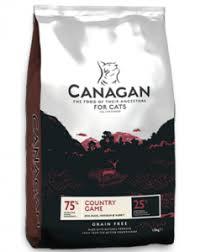 <b>Сухой корм</b> для кошек <b>Canagan</b> купить