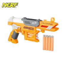 MyT игрушечный пистолет Falconfire Blaster <b>Hasbro NERF</b> N ...