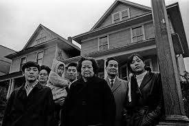 how vancouver b c became north america s smart growth leader do the chan family in front of 658 keefer street now a historical monument mary lee chan is second from the left