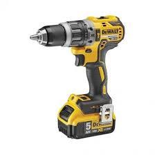 <b>Dewalt</b> Cordless Hammer Drill 18v / 5ah, Iec Li-ion, 1 Piece, <b>Qw</b> ...