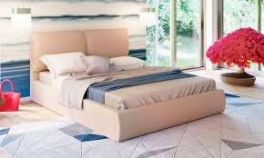 <b>Интерьерная кровать</b> Камилла с подъемным механизмом ...