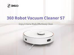 Buy <b>360 S7 Laser Navigation</b> Robot Vacuum Cleaner for Just $399.99
