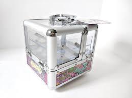 Mini Transparent <b>Vintage Treasure Chest</b> Jewellery Storage Box ...
