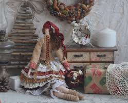 "<b>Tilde</b>: Doll in the style of <b>Tilda</b> "" Christmas mulled wine"" – заказать ..."