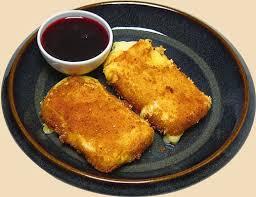 Брусочки с плавленным сыром