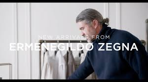 <b>New Arrivals</b> From Ermenegildo Zegna | <b>A.K.</b> Rikk's - YouTube