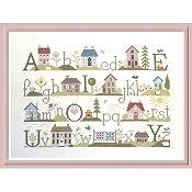 <b>jardin prive</b> cross stitch
