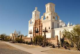 San Xavier Mission:  Tucson's Oldest Church