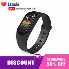xiaomi <b>Original</b> 2020 <b>New M5</b> Sport <b>Smart</b> Watch Men Bluetooth ...